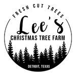 Lee's Christmas Tree Farm Logo